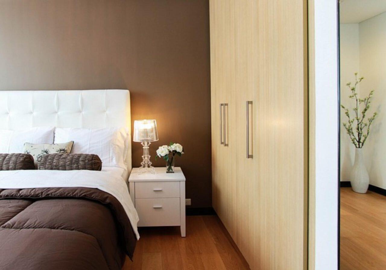 Jak wygląda sypialnia w stylu skandynawskim?