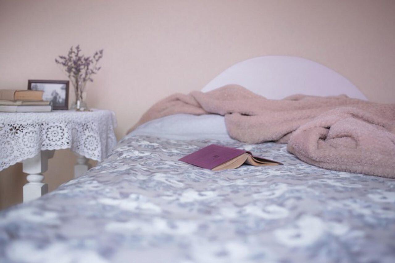 Sypialnia w pięciu odsłonach