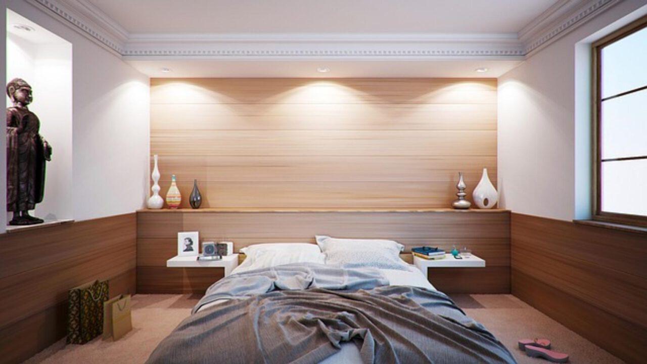 Urządź sobie pomysłowo sypialnię